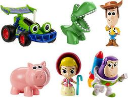 Toy Story Disney Pixar Minis Andy's Toy Chest 6-Pack Figures