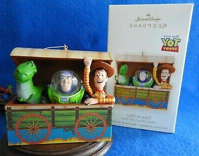 ornament disney toy story 2009 time to