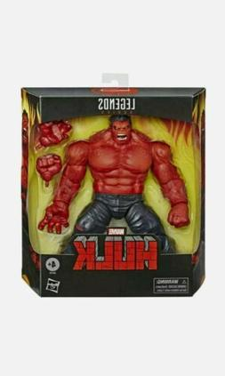 Hasbro Marvel Legends Red Hulk  FREE SHIP IN HAND TOYS SALE