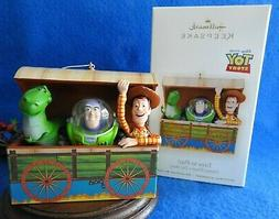 Hallmark Ornament  Disney Toy Story  2009 Time to Play! Toy