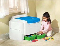 Little Tikes Sort 'N Store Kids Toy Chest
