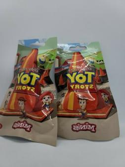 Toy Story 2 Minis Andys Chest Blind Bag Al's Toy Barn Zurg a