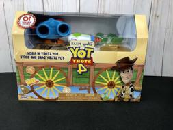 Toy Story 4 Andy's Toy Chest Brand New In Box Toy Story In