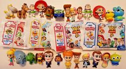 Toy Story 4 Minis Series 1, 2, 3, Special Edition, Andys Toy