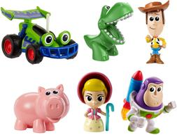 Toy Story Disney Pixar Minis Andys Toy Chest 6-Pack