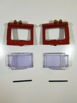 Takara Transformers MP-01 Optimus Prime Replacement Chest Wi