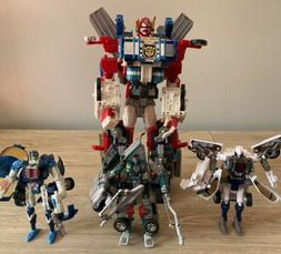 transformers omega prime and autobots Lot